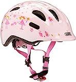 ABUS Unisex Jugend SMILEY 2.0 Fahrradhelm, Rose Princess, M